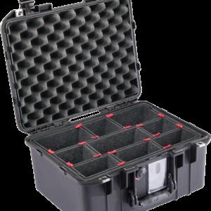 1507AIR-TP TrekPak Case, ID: 15.15″ L x 11.38″ W x 8.52″ D