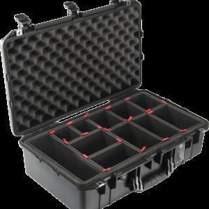 1555AIR-TP TrekPak Case, ID: 23.00″ L x 12.75″ W x 7.50″ D
