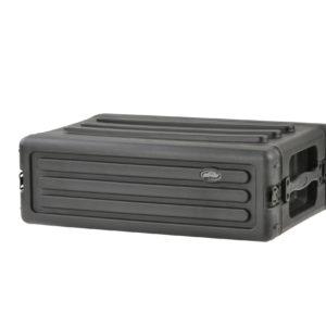 1SKB-R3S…3U Shallow Roto Rack Case