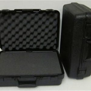 28-7512 Blow Molded Case  ID: 12.50 L x 8.00 W x 5.16 D Lid 1.94 Base 3.22