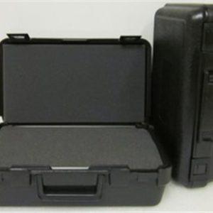 28-7513 Blow Molded Case  ID: 12.50 L x 9.00 W x 2.91 D Lid .81 Base 2.10