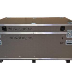 Heavy-Duty ATA Case w/ Aluminum