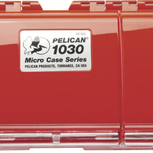 1030 Pelican Micro Case  ID of 6.125 x 2.375 x 2.1