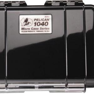 1040 Pelican Micro Case  ID 6.187 x 3.5 x 1.7