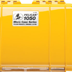 1050 Pelican Micro Case ID=  6.3″ L× 3.7″ W × 2.8″ D