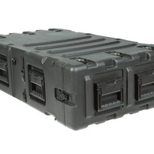 3RS-3U30-25B, SKB 30 IN Deep Static Shock Rack Case