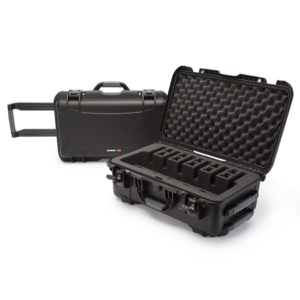 935, 6-UP Nanuk Gun Case, ID: 20.5″ L  x 11.3″ W x 7.5″ D