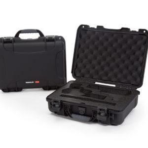 910 Classic 2-UP Gun Case, ID:13.2″ L x 9.2″ W x 4.1″ D