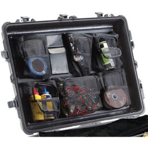 Lid Organizers for Pelican Cases