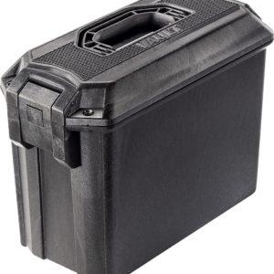 V250 Pelican Vault Case, INTERIOR (L X W X D) 12.70″ x 6.30″ x 10.00″