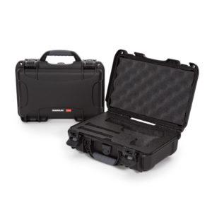 909 Classic Pistol Case, ID:11.4″ L x 7.0″ W  x 3.7″ D