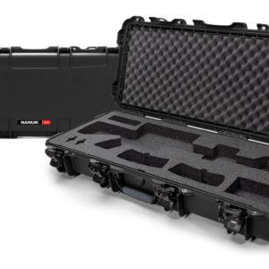 985 Nanuk AR-15 Gun Case, ID: 36.63″L x 14.5″ W x 6.0″D